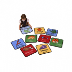 Healthy  Eating Placement Rugs